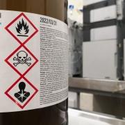 Classificazione etichettatura e imballaggio prodotti chimici